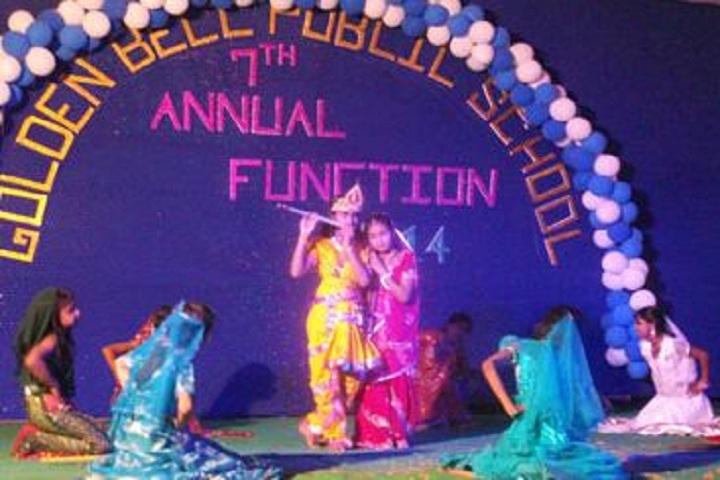 Golden Bell Public School-Cultural Dance