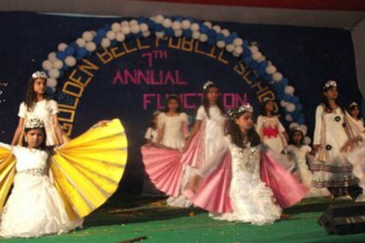 Golden Bell Public School-Dance