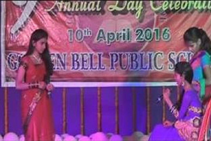Golden Bell Public School-Annual Day