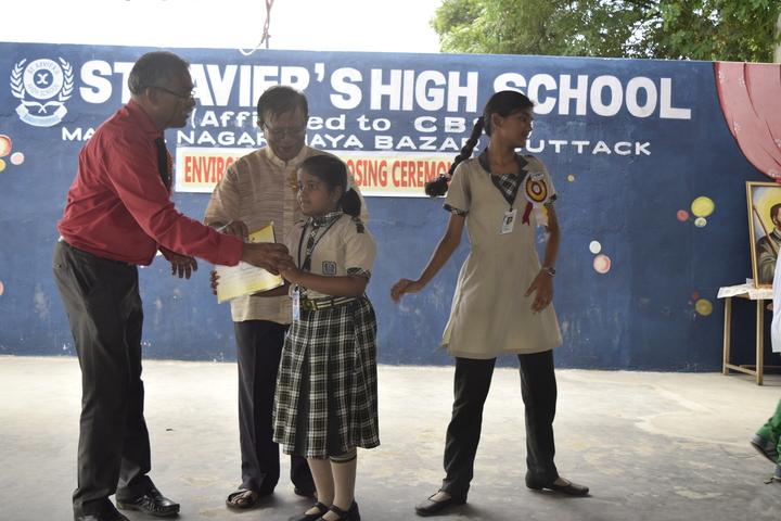 St Xaviers High School-Certification