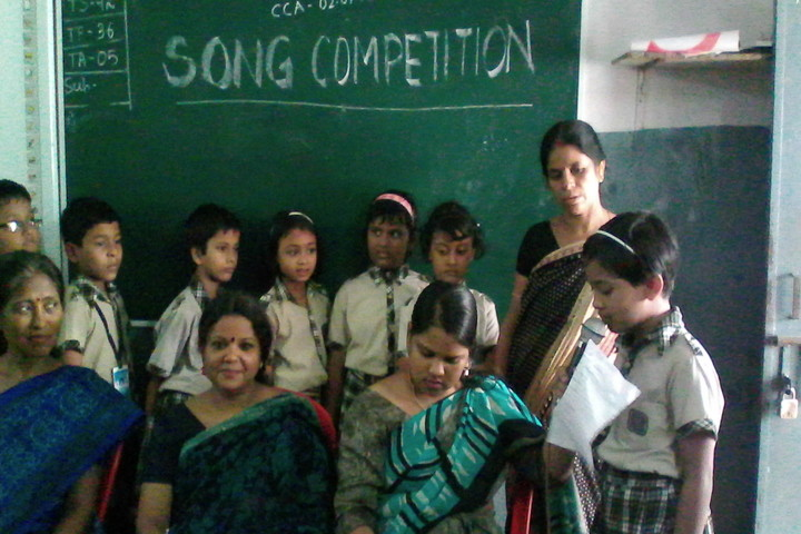 St Xaviers High School-Competitions