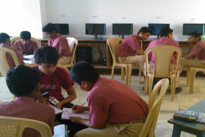 St Xaviers High School-Computer Labs