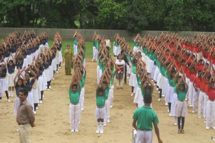 St Xaviers High School-Exercise