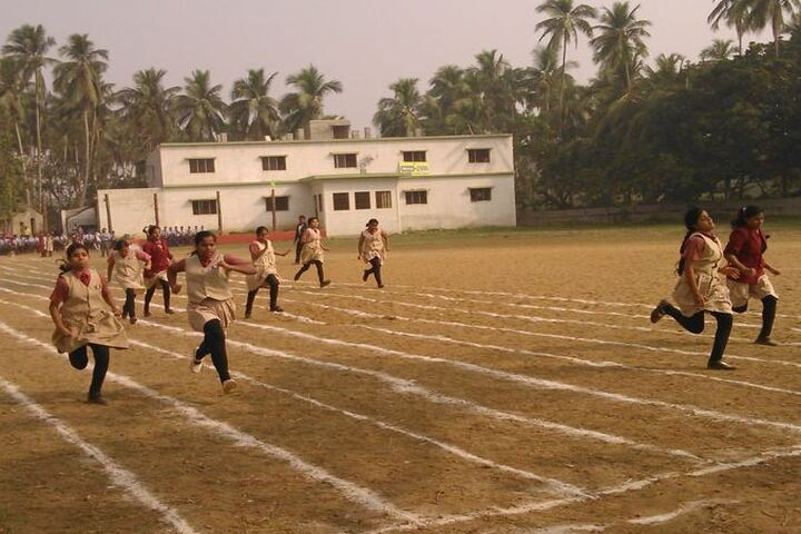 St Xaviers High School-Sports Day