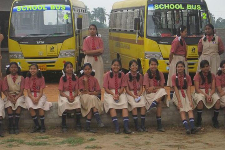 St Xaviers High School-Transport