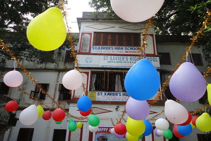St Xaviers High School-Campus View