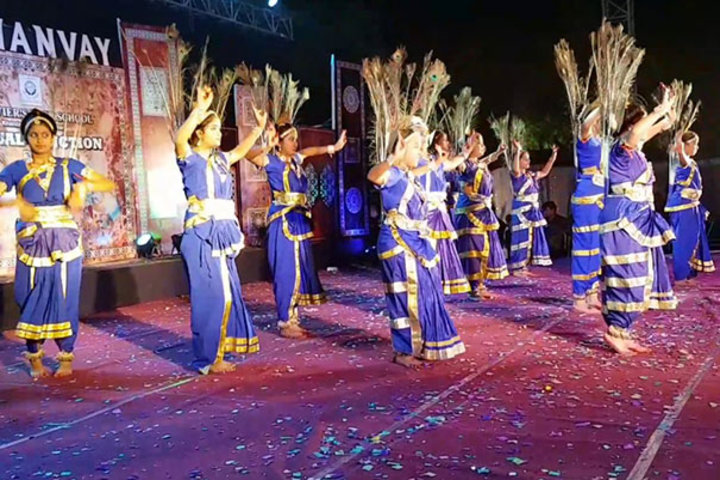 St Xaviers High School-Culturals