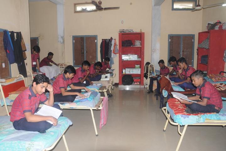 Akshara The School-Hostel Room