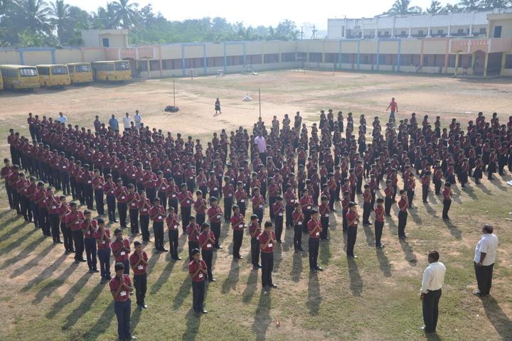 Akshara The School-Play Ground