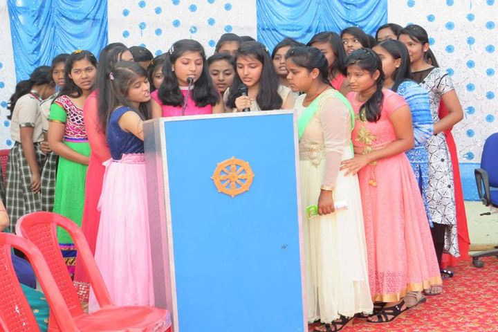 St Xaviers High School-Group Song