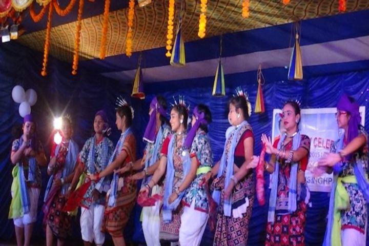 Suddhananda Vidyalaya-Dance Performance