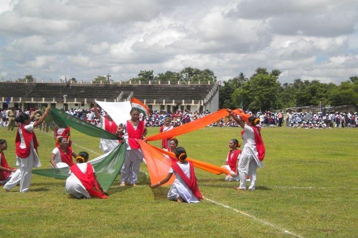 Suddhananda Vidyalaya-Republic Day