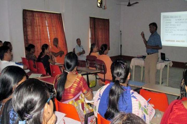 Suddhananda Vidyalaya-A V Room