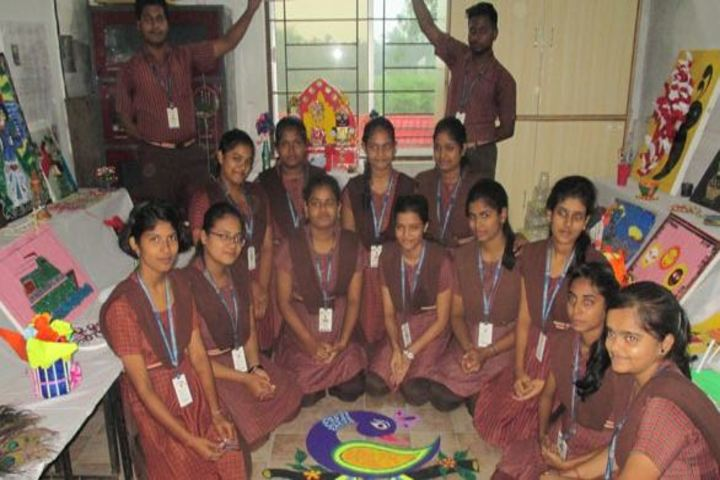 Suddhananda Vidyalaya-Art Room