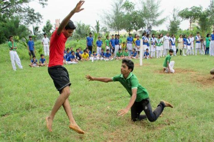 Suddhananda Vidyalaya-Play Area