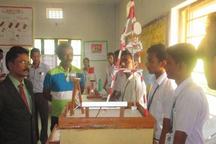Suddhananda Vidyalaya-Science Exhibition