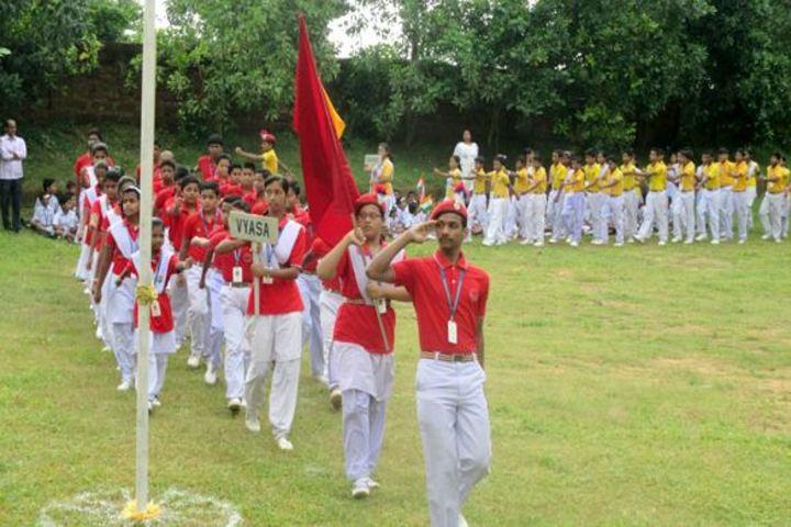 Suddhananda Vidyalaya-Sports Meet