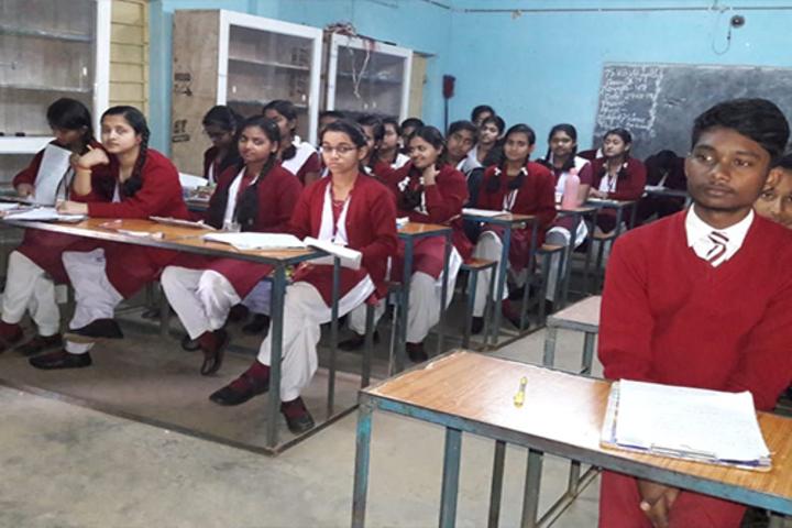 Swami Vivekananda Bana Bharti Vidyapith-Classroom