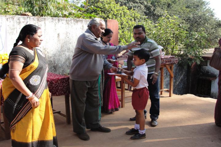 Swami Vivekananda Bana Bharti Vidyapith-Prize Distribution