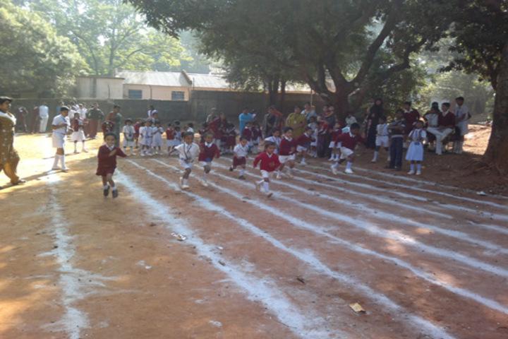 Swami Vivekananda Bana Bharti Vidyapith-Sports Day