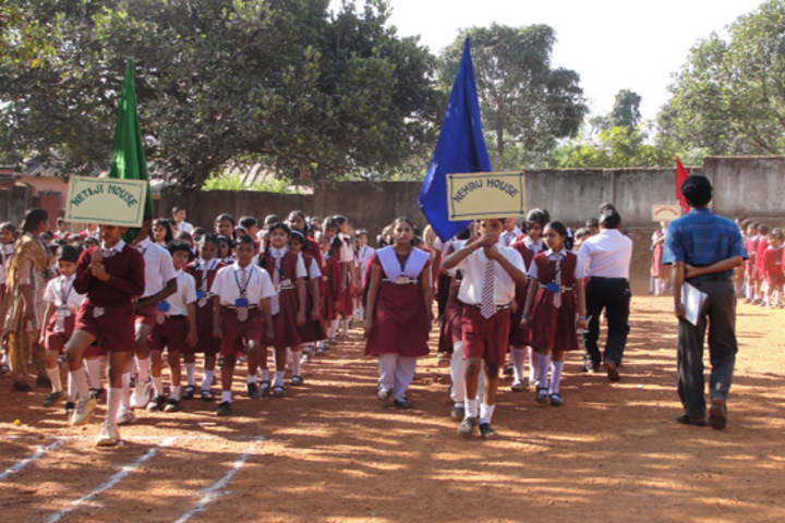 Swami Vivekananda Bana Bharti Vidyapith-Sports Meet