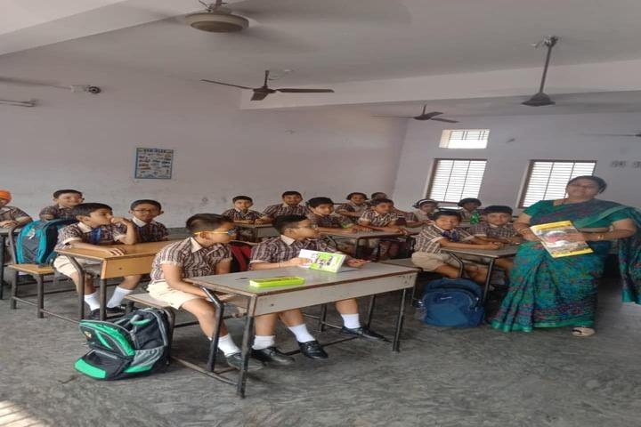 Takshashila Residential School-Class Room