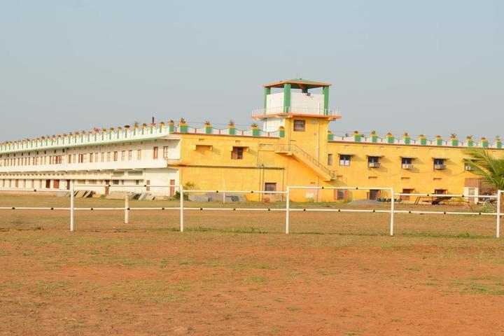 Takshashila Residential School-Play Ground