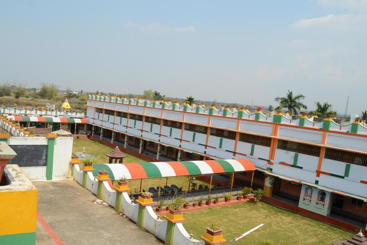 Takshashila Residential School-School Campus