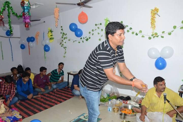 Takshashila Residential School-Festival Celebrations