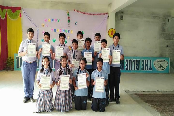 The Blue Bells English Medium School-Certification