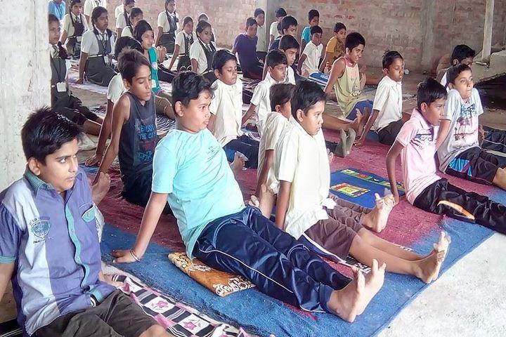 The Blue Bells English Medium School-Yoga