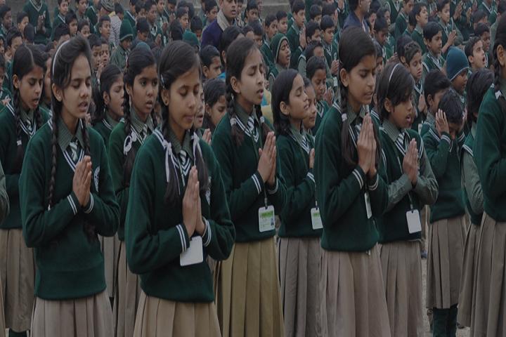 Green Valley International School-Assembly