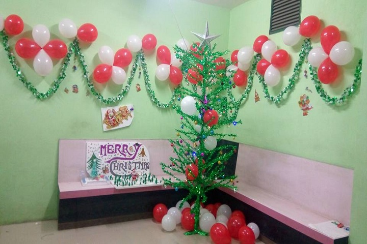 Green Valley International School- Christmas Celebrations