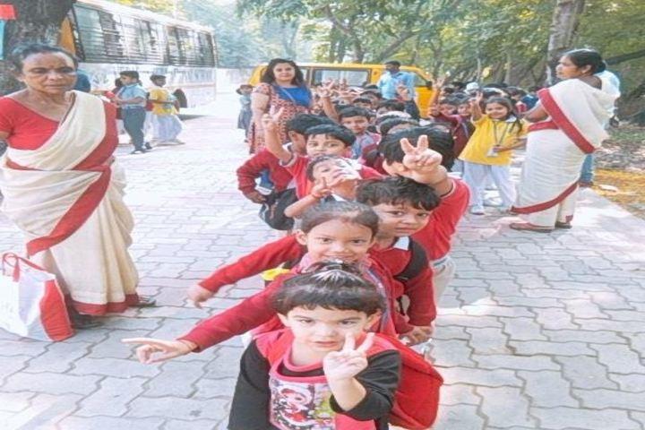 Vedic International School-Tour