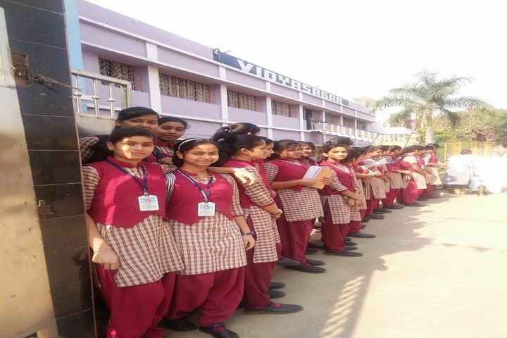 Vidyasagar Academy English Medium School-Campus View