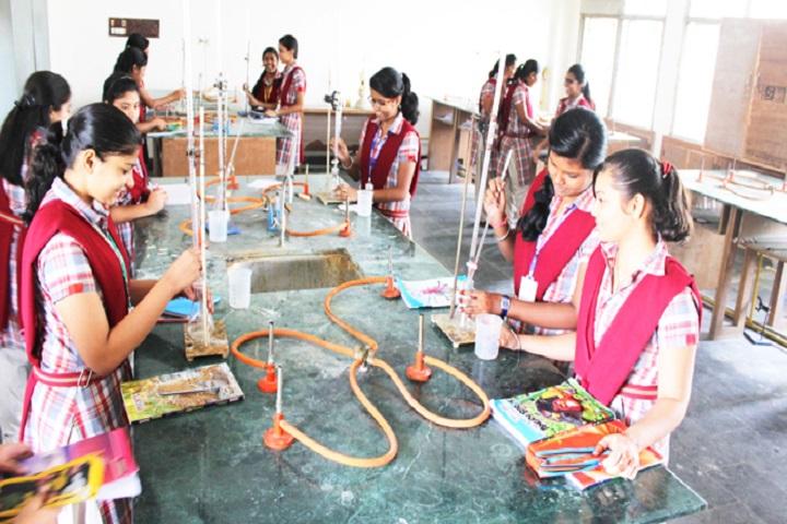 Vikash Residential School-Chemistry Lab