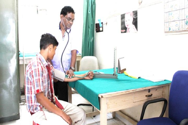 Vikash Residential School-Healths Checkup