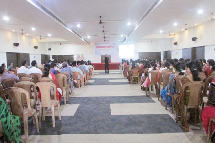 Vikash Residential School-Parents Meeting