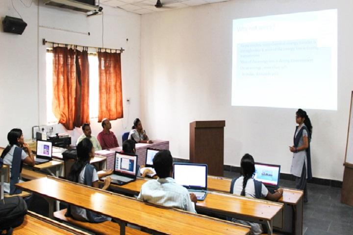Vikash Residential School-Smart Class Room