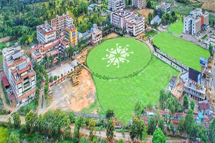 Vikash Residential School-Campus View