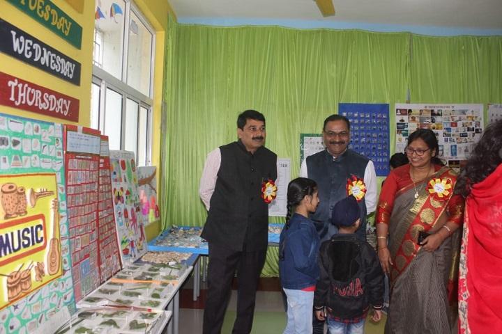 Vikash Residential School-School Exhibition