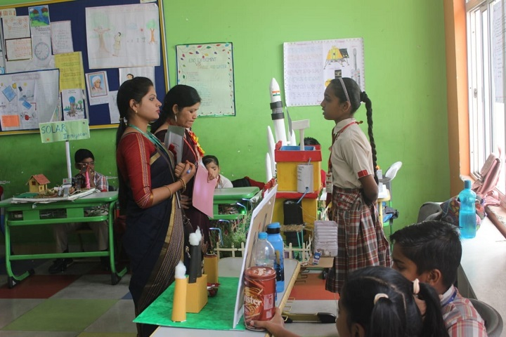 Vikash Residential School-Science Project