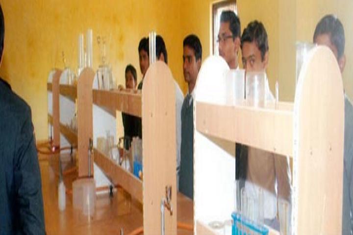 Guru Vashistha Vidyayan-Chemistry Lab