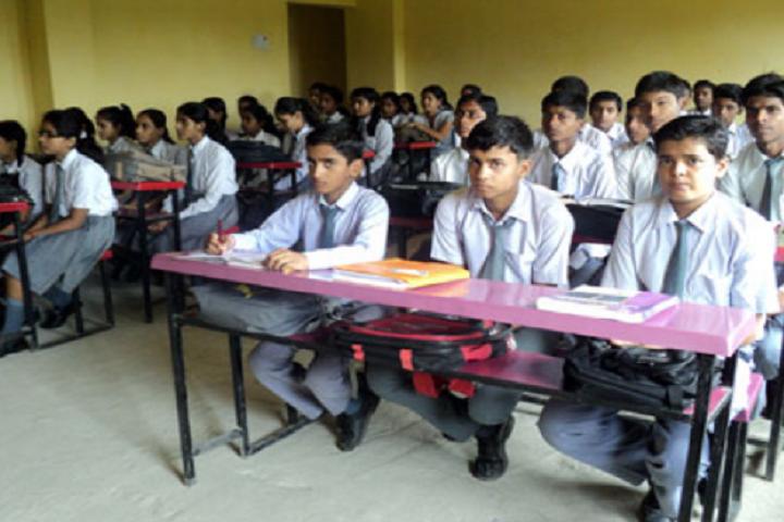Guru Vashistha Vidyayan-Classroom