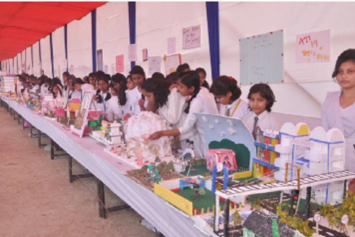 Guru Vashistha Vidyayan-Science Exhibition