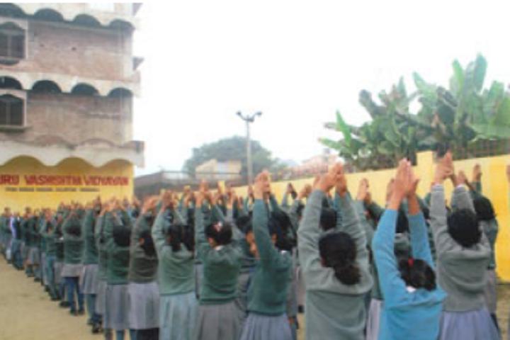 Guru Vashistha Vidyayan-Yoga