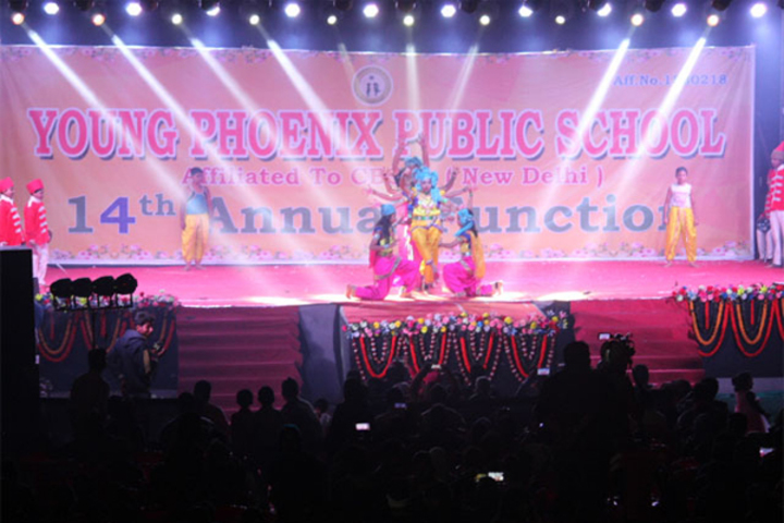 Young Phoenix Public School-Cultural Events