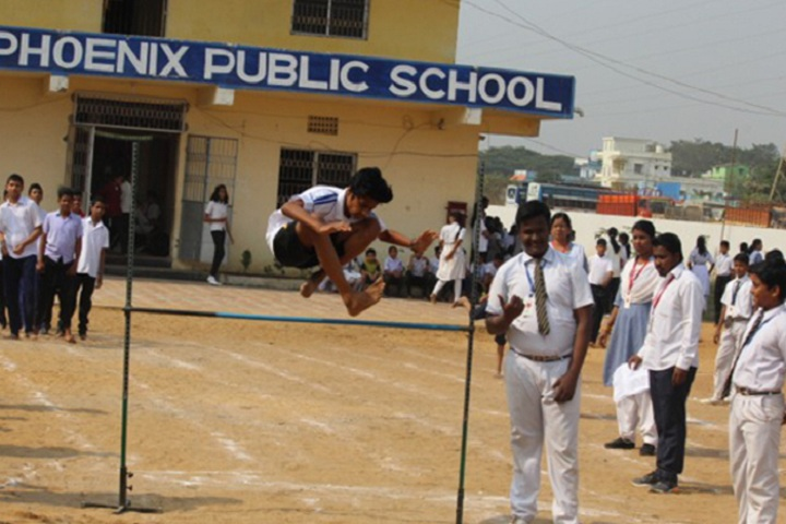 Young Phoenix Public School-Sports Activity
