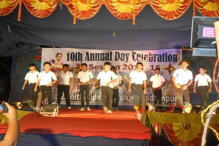 Zenith Lions Gurukul-Dance performance