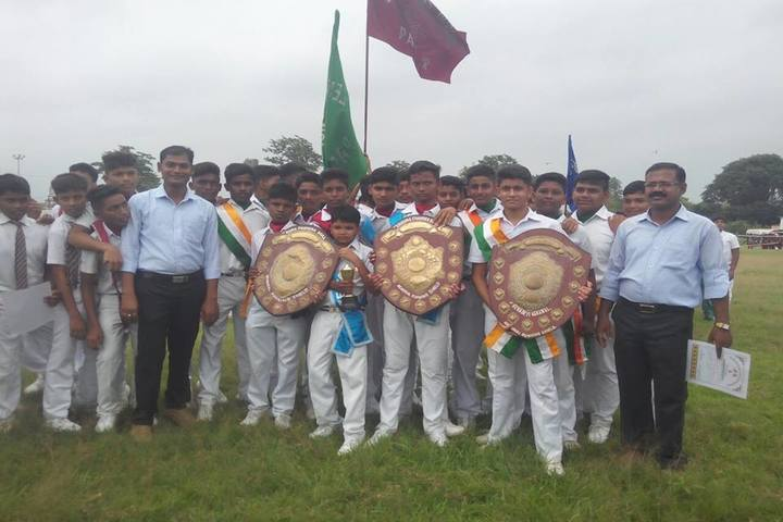 Zenith Lions Gurukul-Sports Day